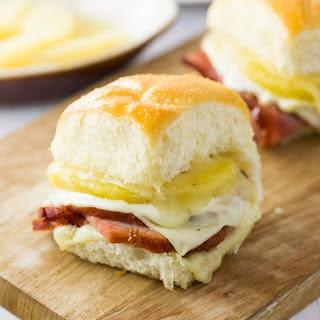 Hawaiian Bread Sandwiches Recipes.