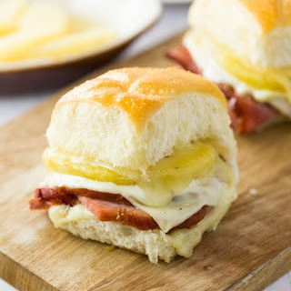 Hawaiian Sandwiches With Hawaiian Rolls Recipes.