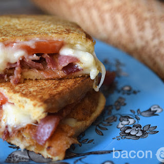 The Real BLT (Bacon, Legs and Tomato)