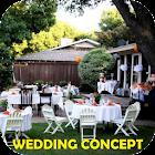 婚礼装饰概念 icon