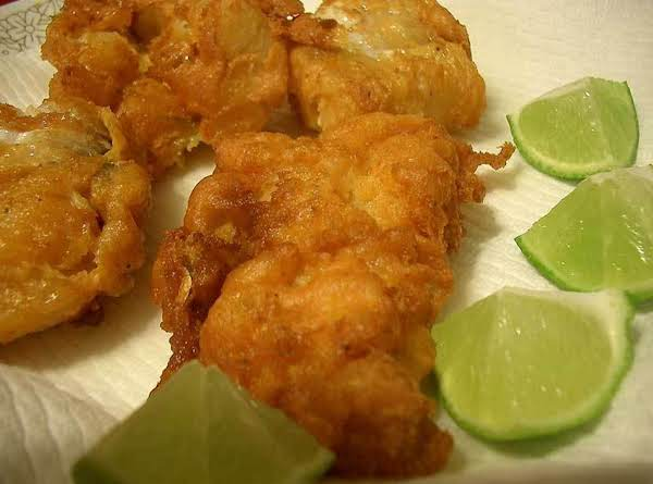 Fried Talapia (suitable For Taco's Or Sandwiches) Recipe