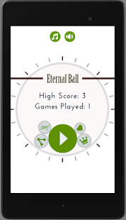 Eternal Ball- screenshot thumbnail