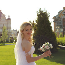 Wedding photographer Kseniya Glazunova (Glazunova). Photo of 20.05.2018