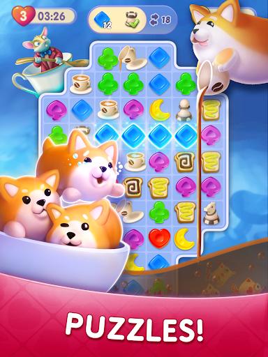 WonderMatchuff0dFun Match-3 Game free 3 in a row story 2.8 screenshots 20