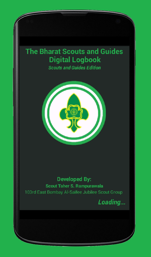 Scout  Guide Digital Log Book  Android Apps on Google Play