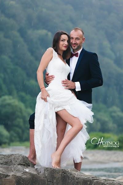 Bryllupsfotograf Catalin Hotnog media (CatalinHotnog). Bilde av 21.02.2017