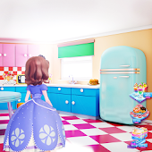 👩🍳 Princess sofia : Cooking Games for Girls