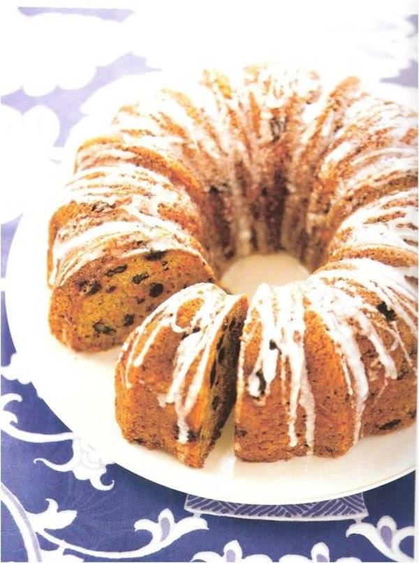 Real Carrot Cake Recipe