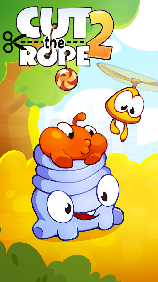 Cut the Rope 2- screenshot