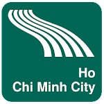 Ho Chi Minh City Map offline Icon
