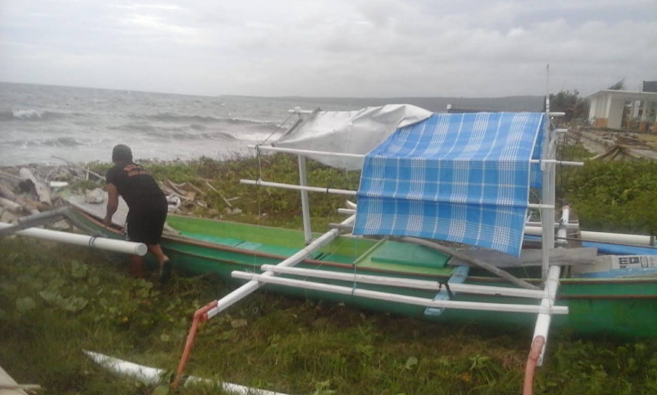Cuaca Buruk Landa Selayar BPBD Efektifkan Posko Siaga Bencana
