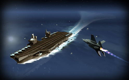 Fighter Jet Air Strike Mission 3D- screenshot thumbnail