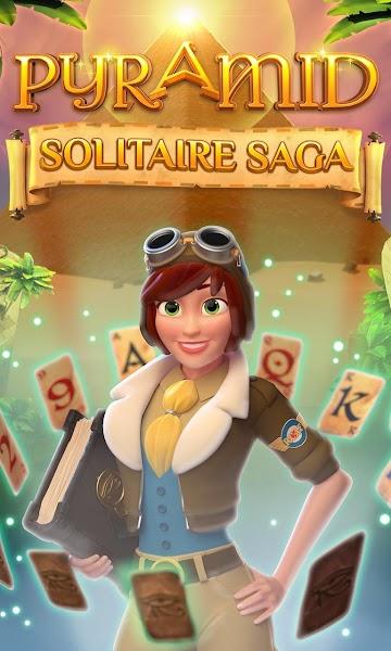 Pyramid Solitaire Saga v1.52.1 [Mod]