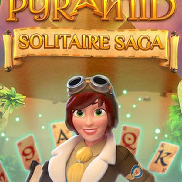 Pyramid Solitaire Saga v1.55.0 [Mod]