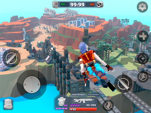 ROYALE LEGENDS: mobile Online FPS shooter battle screenshots 5