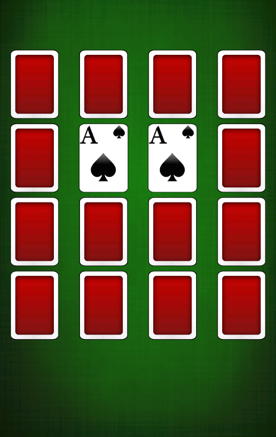 concentration [card game]- screenshot