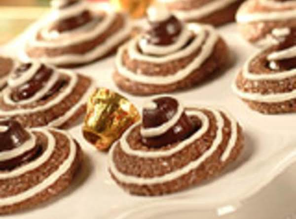 Holiday Chocolate Drops