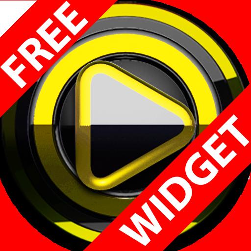 Poweramp widget BLACK YELLOW - Apps on Google Play