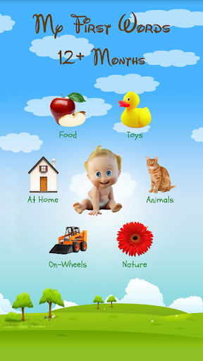 My First Words: Baby learning apps for infants screenshot 6