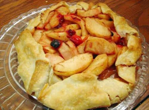 """Apple Cranberry Galette """"Beautiful! My home smells so good. Great recipe."""" -..."""
