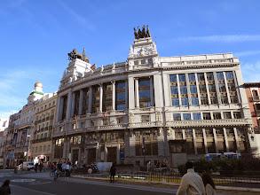 Photo: Edificios en la Gran Vía o similar.