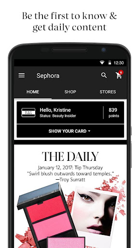 Sephora - Shop Makeup, Skin Care & Beauty Products 17.8 screenshots 1