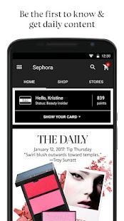 Sephora: Shop Makeup & Beauty- screenshot thumbnail
