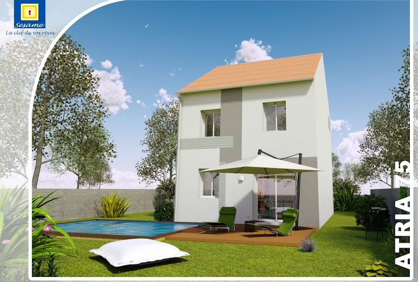 Vente Terrain + Maison - Terrain : 300m² - Maison : 75m² à Champcueil (91750)