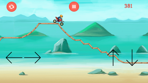 Motocross Madness PRO Screenshot