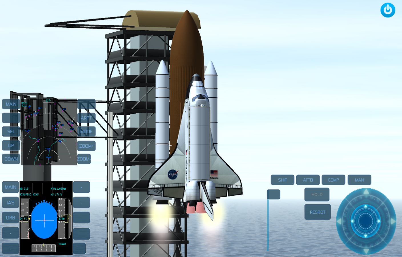 space shuttle simulator app - photo #8