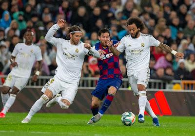 Le Real Madrid également sous le choc concernant la décision de Lionel Messi