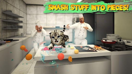 Cat Simulator- screenshot thumbnail