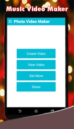 Photo Video Maker with Music 3.5 screenshots 2