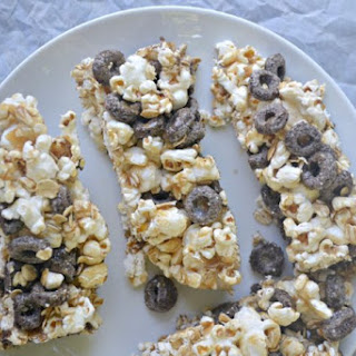 Oreo O's Popcorn Bars.