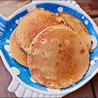 Spiced Savory Chickpea Pancakes Recipe