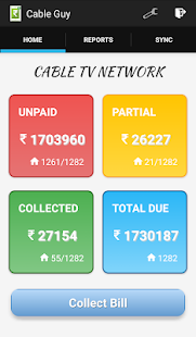 Cable Guy-Cable TV Billing App for Cable Operators - náhled