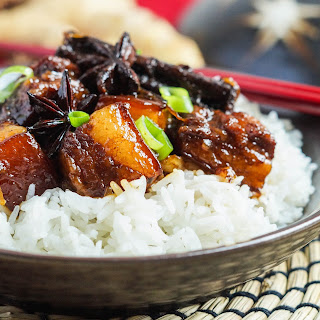 Hong Shao Rou (Chinese Red-Braised Pork)