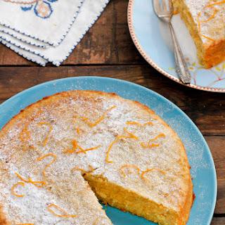 Orange and Ricotta Cake Recipe