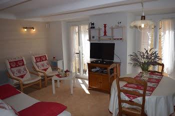 appartement à Colmars les alpes (04)