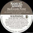 Logo of Samuel Adams Backwoods Porter