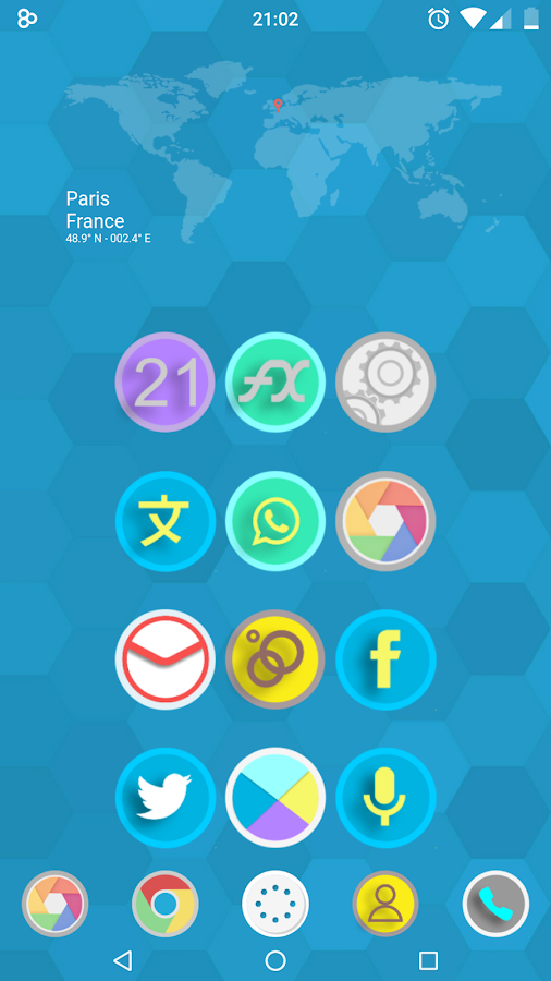 Honor    Theme Pack- screenshot