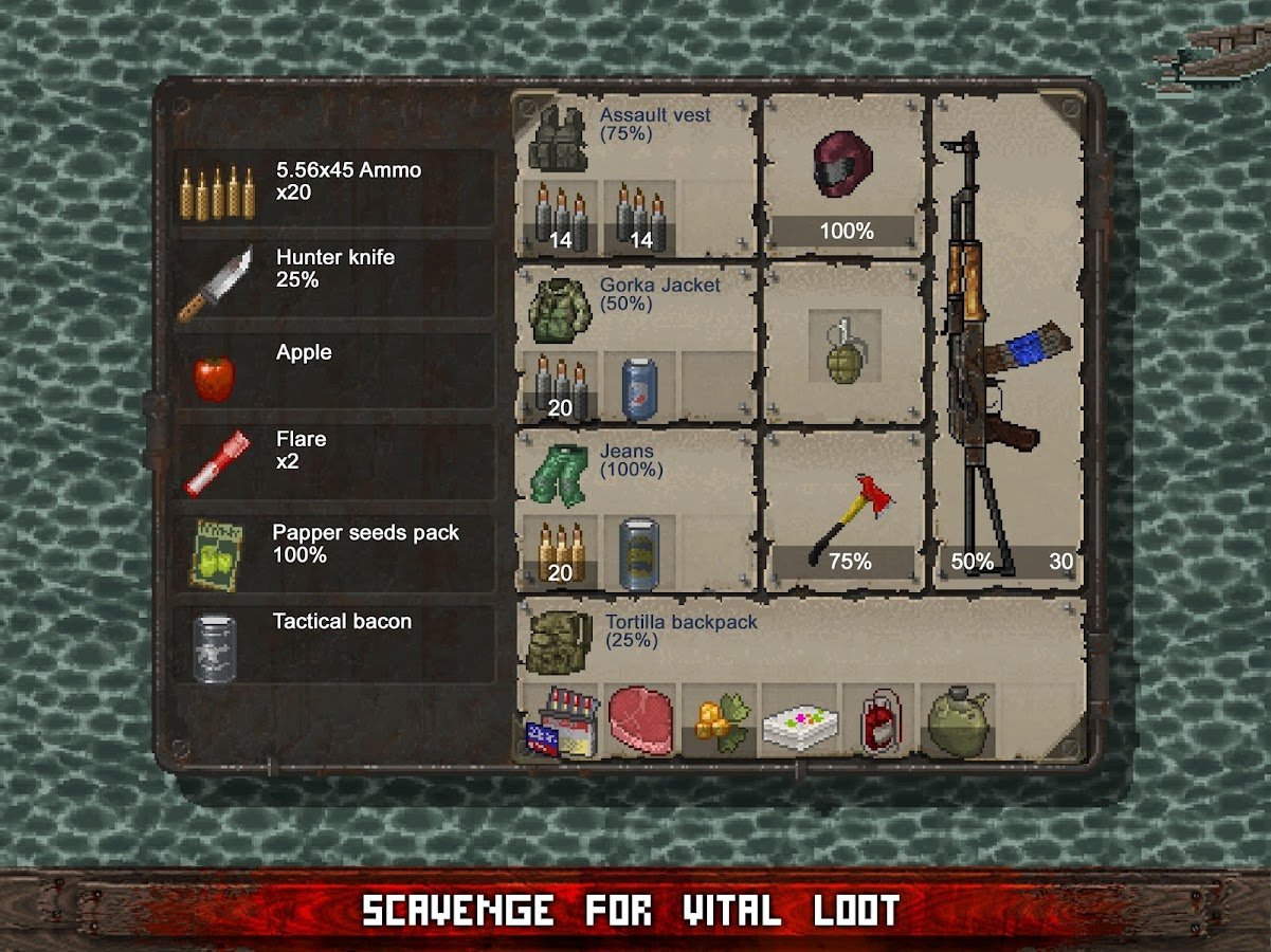 Mini DAYZ - Survival Game- screenshot