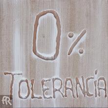 "Photo: PEÑA HIRUKOA. Tolerancia ""0"""