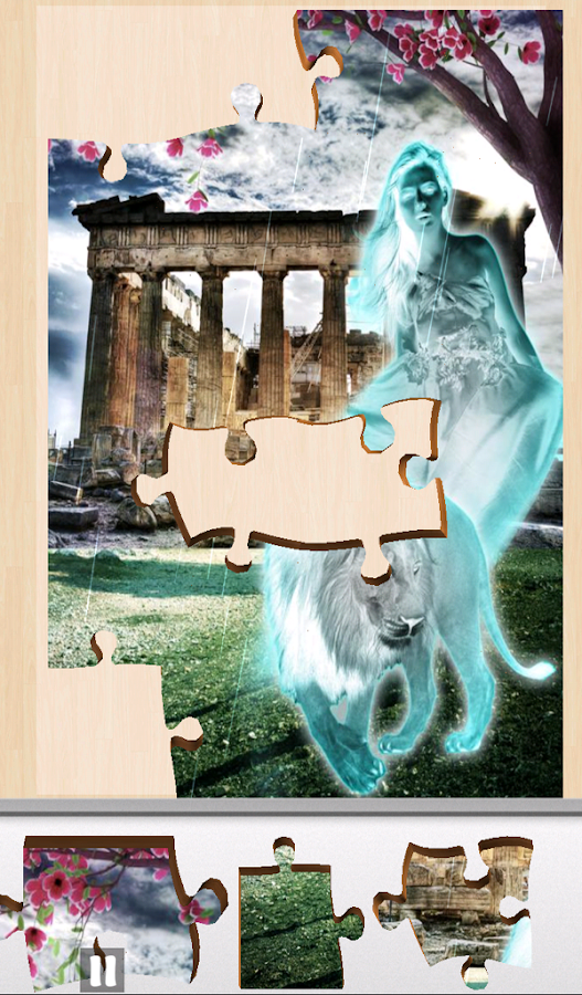 Live Jigsaws Spirits of Beauty- screenshot