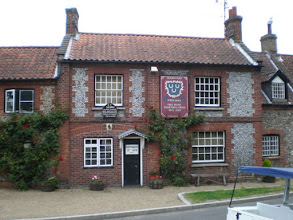 Photo: Norfolk Coast Path - From Warham to Wiveton - The Three Horse Shoes (Warham)