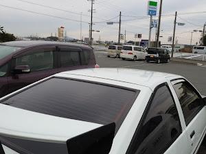 スプリンタートレノ AE86 昭和59年式GT-APEXのカスタム事例画像 おしーんさんの2021年01月05日13:14の投稿