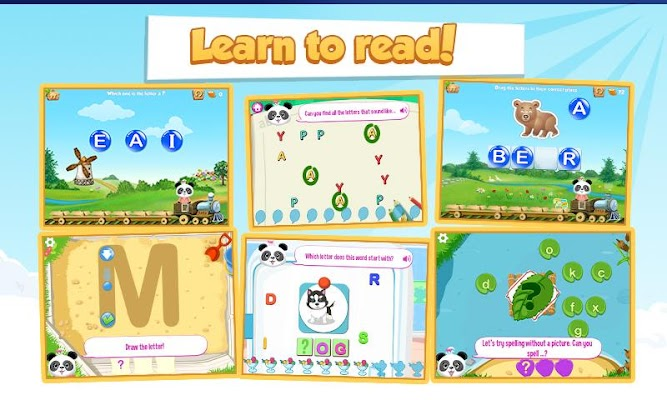Lola's Learning Pack - screenshot