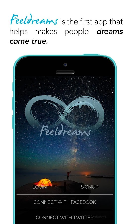 Feeldreams- screenshot