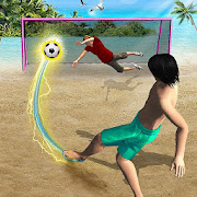 Free-kick Beach Soccer: Summer Football Tournament