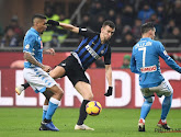 L'Inter de Milan remporte le choc au sommet face au Napoli dans les derniers instants du match !